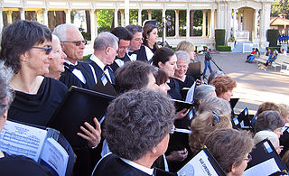 Peninsula Singers, a program of the Ocean Beach Community Foundation, perform throughout San Diego